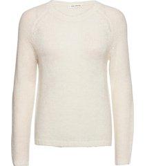 knit stickad tröja vit sofie schnoor