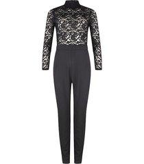 lofty manner jumpsuit pia black