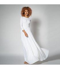 agness - klasyczna suknia ślubna