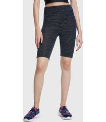 legging desigual cycling  multicolor - calce ajustado