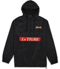 le tigre men's bridge crew hoodie