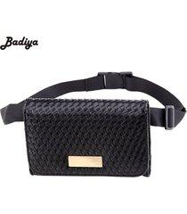 fanny pack waist pack forblack travel bag for mobile phone money belt 2 size