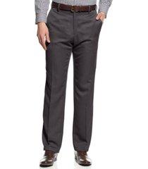 kenneth cole reaction slim-fit urban dress pants