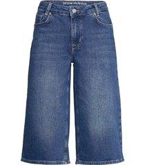 dhmattie long shorts custom shorts denim shorts blå denim hunter