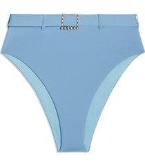 emily belted bikini bottoms