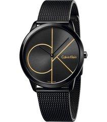reloj calvin klein - k3m214x1 - mujer