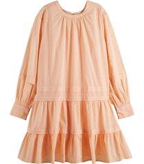 jurk oranje