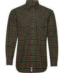 s-tolstoj shirt overhemd casual groen diesel men