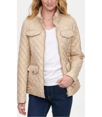 tommy hilfiger quilted jacket