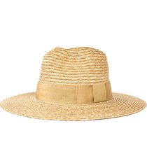 women's brixton joanna straw hat - brown