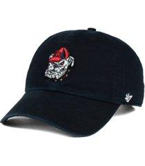 '47 brand georgia bulldogs clean up cap