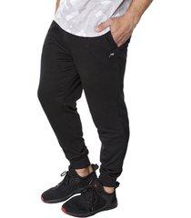pantalón i buzo jogger negro corona