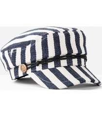 berretto baker boy (blu) - bpc bonprix collection
