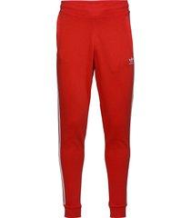3-stripes pant sweatpants mjukisbyxor röd adidas originals
