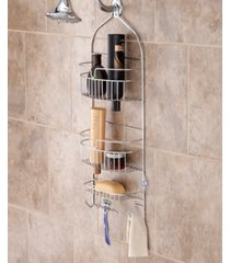 kenney rust-resistant heavy duty 3-tier large hanging shower caddy bedding
