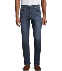 joe's jeans men's slim fit justus jeans - blue - size 38