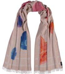 fraas watercolor love scarf