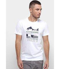 camiseta t-shirt lacoste masculina