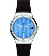 reloj classic lines azul swatch