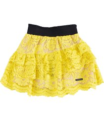 marcobologna laced detail skirt