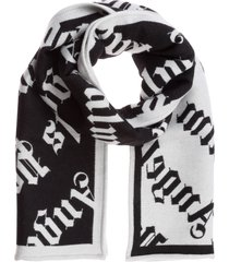 sciarpa uomo monogram
