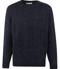 brunello cucinelli twisted knit sweater