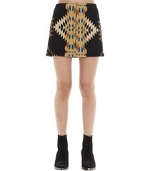 jessie western night weaver skirt