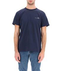 001 t-shirt with logo print