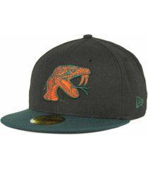 new era florida a & m rattlers ncaa 2 tone 59fifty cap