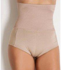 short fanáticos por cintas calcinha modeladora reduz medidas feminina - feminino