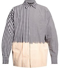 overhemd met patroon