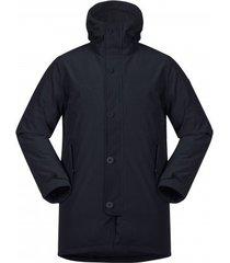bergans jas men oslo down parka dark navy mel