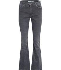 01632-49 flare denim jeans