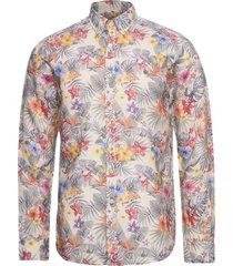 harvey button down shirt overhemd casual multi/patroon morris