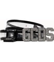 gcds cintura nera con logo