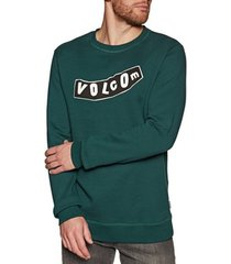 sweater volcom supply stone crew