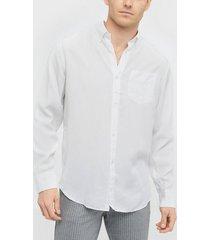 nn.07 levon shirt 5969 skjortor white
