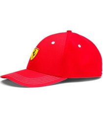 gorra rojo ferrari unisex