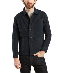 worker organic cotton jacket