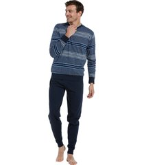 heren pyjama pastunette 23202-601-2-s/48