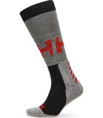 alpine sock medium underwear socks regular socks svart helly hansen