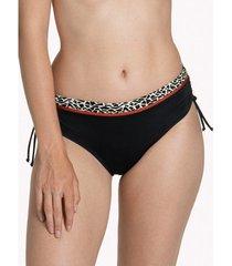 bikini lisca bikinislip met geplooide zijden utila