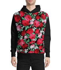 moletom stompy roses masculino