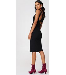 cheap monday dive dress - black