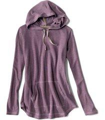 taconic tencel refibra lyocell hoodie