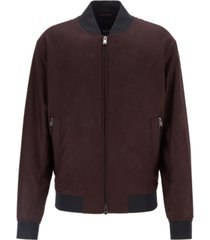 boss men's blouson-style bomber jacket
