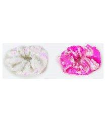 kit 2 scrunchies infantis - tam u | accessories | multicores | u
