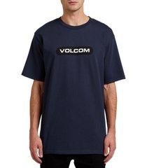 volcom men's new euro short sleeve t-shirt