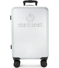 21.5-inch expandable spinner suitcase