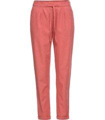 pantaloni in misto lino (rosa) - bodyflirt